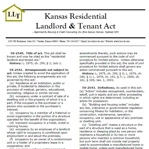 Tenant Form Packet – Housing & Credit Counseling, Inc.
